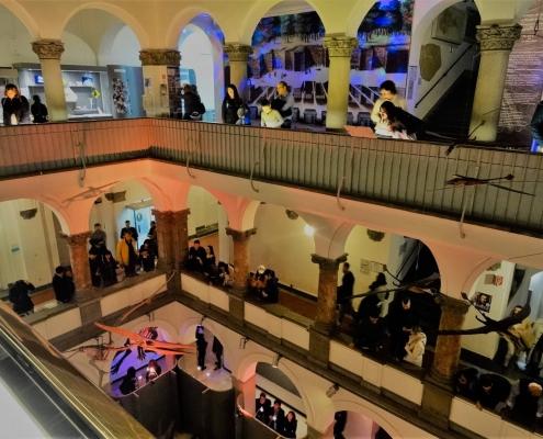Eindrücke von der Langen Nacht der Museen 2018