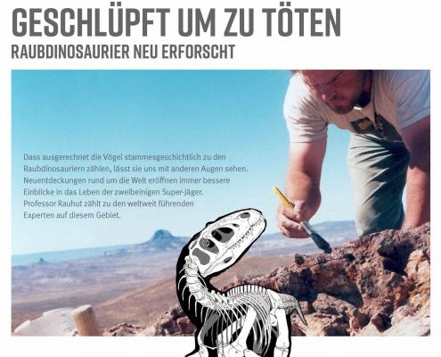 Vortrag Raubdinosaurier
