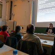 Vortrag Pflanzen und das Perm-Trias-Event