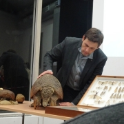 Vortrag Dr. Thassilo Franke - Coole Tiere hautnah